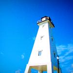 灯台の写真