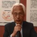 前時事通信解説委員山川氏がOSS会員研修を収録