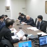 第3回医業経営部会開催 地域医業の各課題へ活発に論議