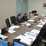 特例事業承継の案件管理システムを中心に事業承継委員会開催