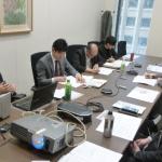 特例事業承継実務支援ツールの調整、第6回事業承継委員会